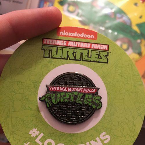 Classic TMNT pin!