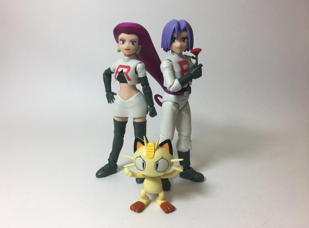 How they ended up on my shelf